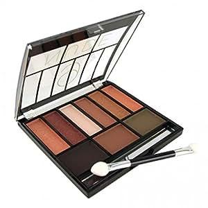 nicka k perfect 9 nude eyeshadow palette set. Black Bedroom Furniture Sets. Home Design Ideas