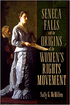 Image result for women's rights movement meets at seneca falls