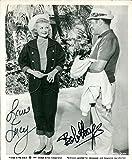 Lucille Ball & Bob Hope (Vintage) signed photo