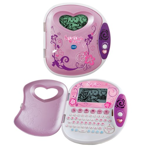 Vtech - Secret Safe Talking Electronic Password Diary Journal (Toy Electronic Diary)