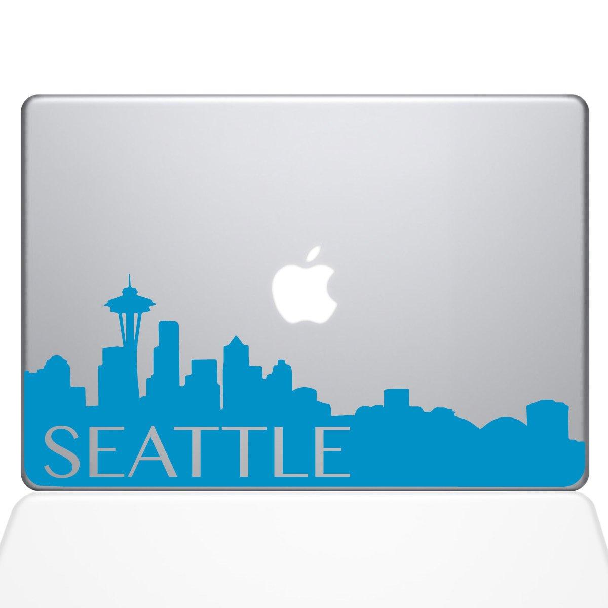 公式の  Seattle B07239N4R7 Skyline Macbookデカール、Die Cut Vinyl Seattle Decal Decal for Windows車、トラック、ツールボックス、ノートパソコン、ほぼすべてmacbook-ハード、滑らかな表面 グレイ Titans-Unique-Design-119099-Light-Blue ライトブルー B07239N4R7, 留萌市:e70d648f --- kickit.co.ke