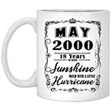 Best Birthday Gifts For Teen Boys - 18th Birthday Mug Gift For 18 Year BirthDay Review