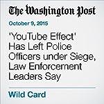 'YouTube Effect' Has Left Police Officers under Siege, Law Enforcement Leaders Say | Aaron C. Davis