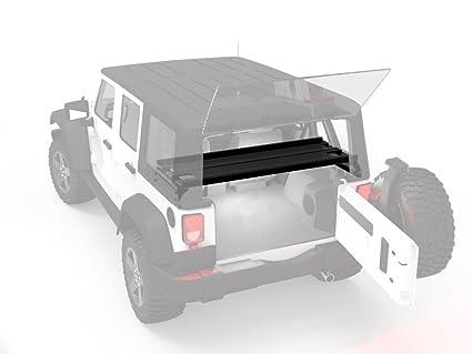 Jeep Wrangler JKU 5 Door Interior Rack /Aluminum Off-Road Cargo Carrier - by  sc 1 st  Amazon.com & Amazon.com: Jeep Wrangler JKU 5 Door Interior Rack /Aluminum Off ...