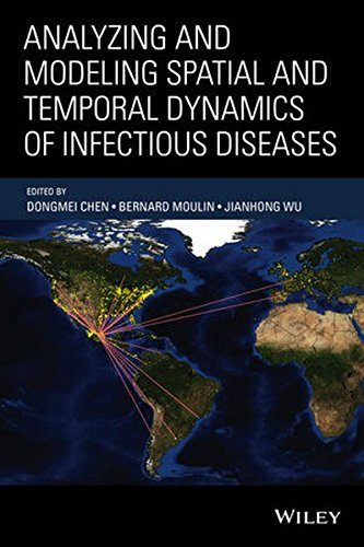 Analyzing and Modeling Spatial and Temporal Dynamics of Infectious Diseases (Wiley Series in Probability and Statistics) (Infectious Disease Modeling compare prices)
