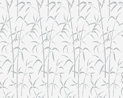 d-c-fix® Like-Contact (self adhesive vinyl window film) Bamboo White 45cm x 2m 346-0433
