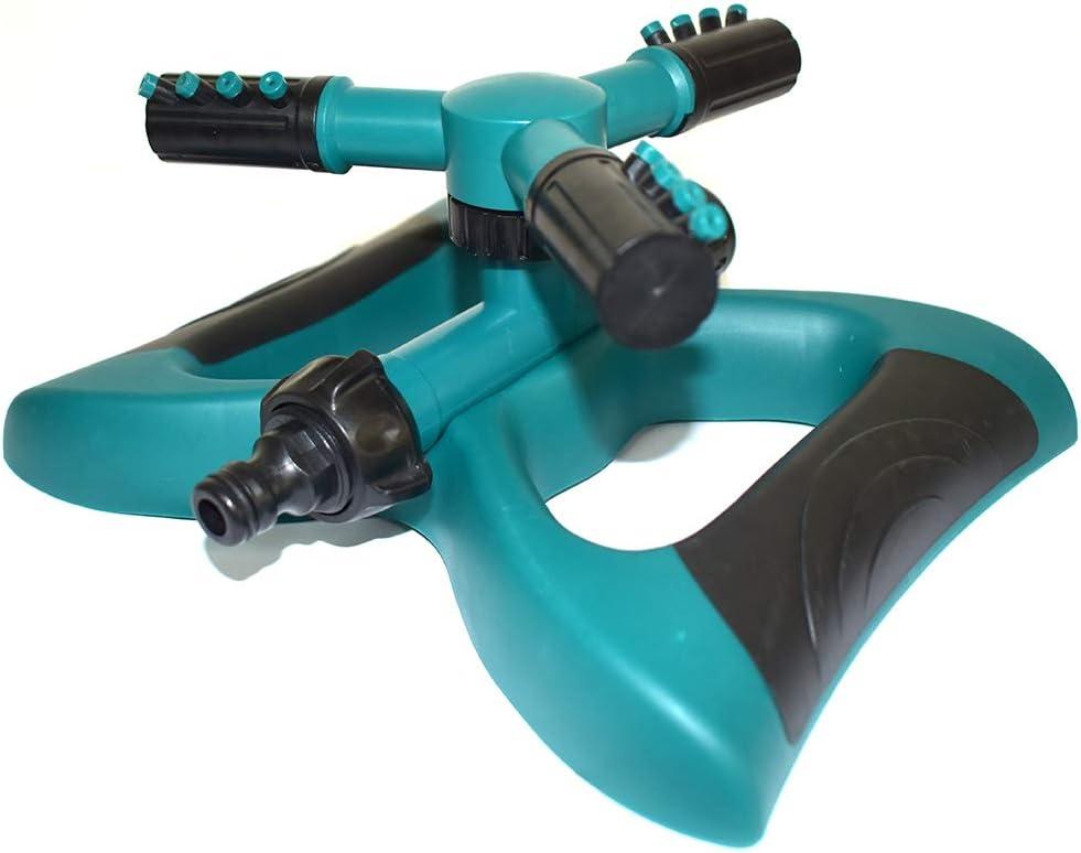 Tomky Automatic 360 Rotating Adjustable Garden Sprinkler