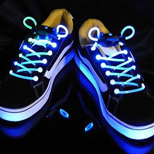 TINYPONY® LED SHOELACES Laces BLUE