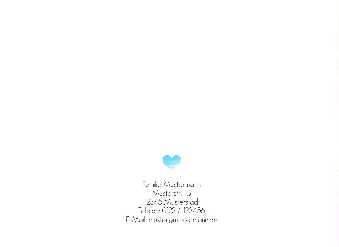 Kartenparadies Geburtskarte Babykarte Aquarell, Aquarell, Aquarell, hochwertige Babykarte zur Geburt inklusive Umschläge   10 Karten - (Format  148x105 mm) Farbe  Hellblauleuchtend B01MZFPWMY | Zuverlässige Leistung  | Deutschland Shop  | Feine Verarbeitung  529d36