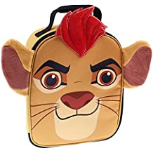 Disney LG29535-SC-DB00 Lion Guard Shaped Face Lunch Kit Insulated, Tan