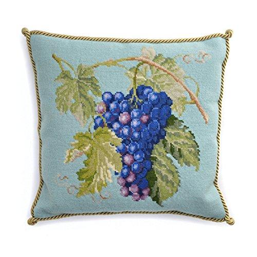 Grapes Needlepoint Kit Elizabeth Bradley premium English