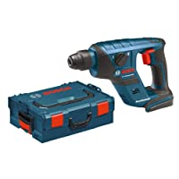 Bosch RHS181BL-RT 18V Cordless Lithium-Ion Compact SDS-Plus Rotary Hammer (Tool Only) with L-BOXX-2 and Exact-Fit Insert (Renewed)