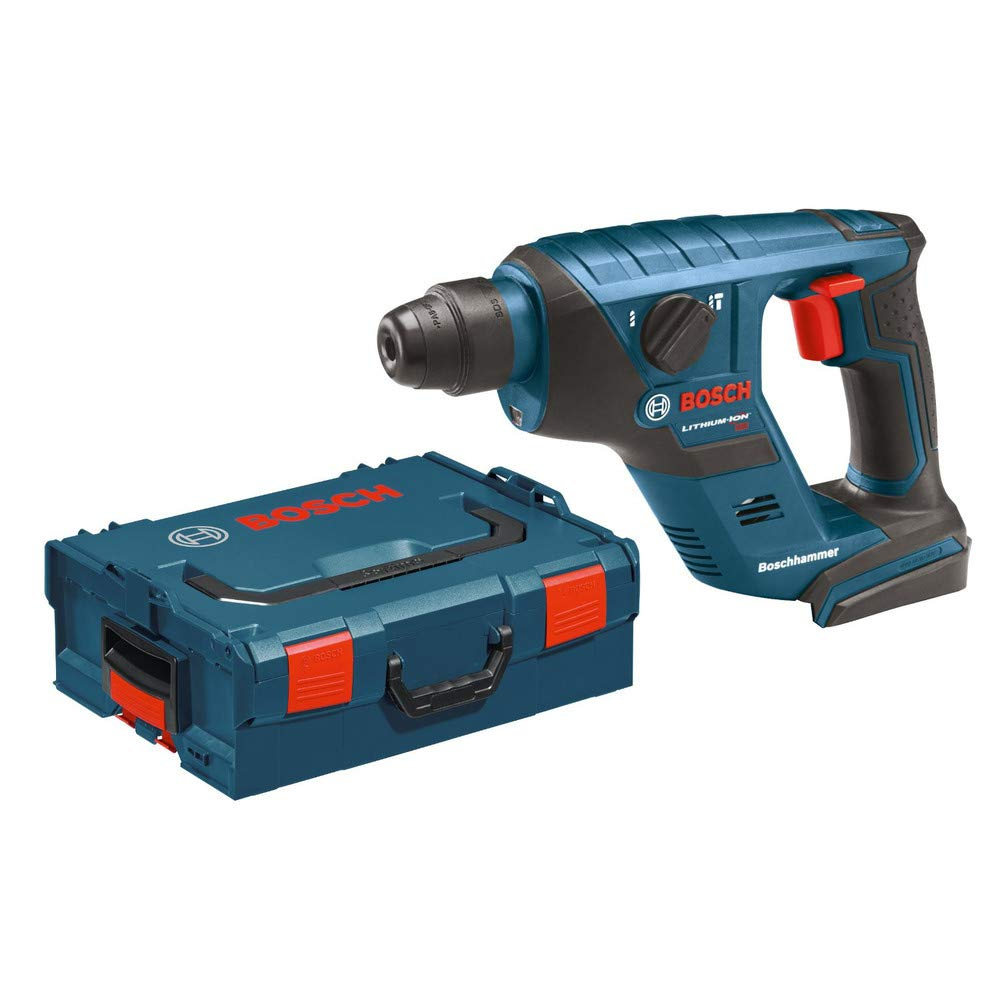 Bosch Bare-Tool RHS181BL 18-Volt Lithium-Ion 1/2-Inch SDS-plus Compact Rotary Hammer by Bosch (Image #4)