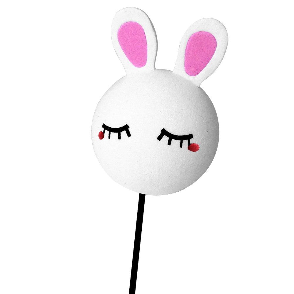 Bunny Car Antenna Topper - Antenna Balls YGMONER