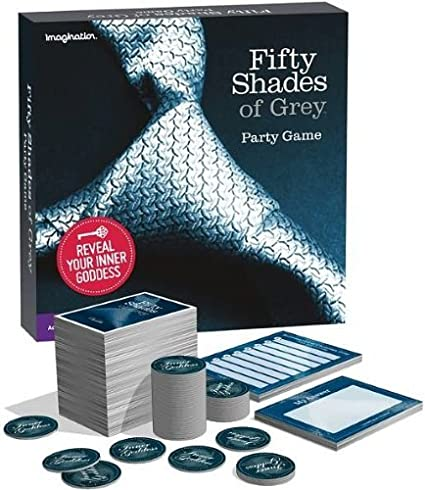 com fifty shades of grey party board game toys games