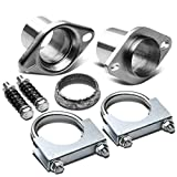 DNA MOTORING Automotive Replacement Exhaust Flanges
