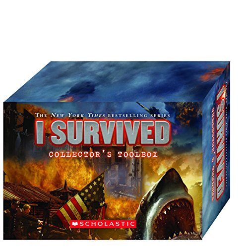 I Survived Collector's Toolbox (I Survived) by Scholastic Inc. (Image #1)