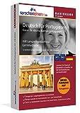 Sprachenlernen24.de Deutsch für Portugiesen Basis PC CD-ROM: Lernsoftware auf CD-ROM für Windows/Linux/Mac OS X