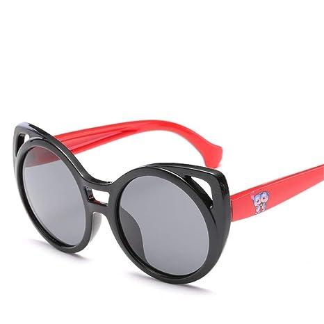 HUBINGRONG Gafas de sol for niños de dibujos animados al ...