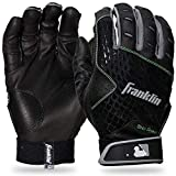 Franklin Sports MLB 2nd-Skinz Guantes de bateo