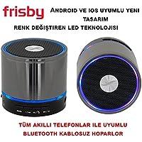 FRISBY FS-P204BT Bluetooth Hoparlör Ses Bombası Spekaer
