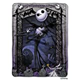 jack skellington blanket - Disney The Nightmare Before Christmas,