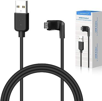 Tomtom XL Iq Routes XXL Iq Route Serie Caricabatteria USB Cavo Dati