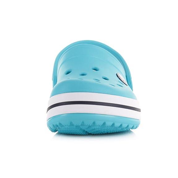 f440ed2afaa2 Kids Crocband Surf Navy Crocs Sandals Clogs SIZE 6 7  Amazon.co.uk  Shoes    Bags
