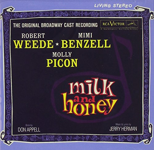 Milk And Honey  The Original Broadway Cast Recording