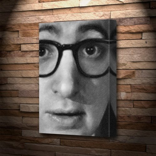 SEASONS WOODY ALLEN - Canvas Print (LARGE A3 - Signed by the ...