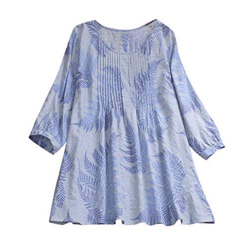 TnaIolral Plus Size Women Blouse Loose Summer Sleeve for sale  Delivered anywhere in USA