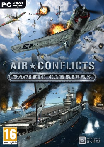 Air Conflicts: Pacific Carriers [Online Game Code] (Flight Simulator Digital Download)