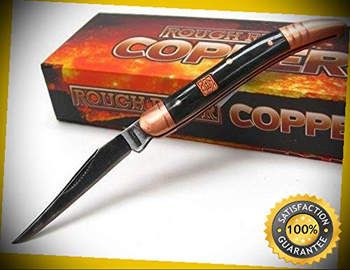 Black Bone Baby Toothpick Folding Copper Pocket Sharp Knife 1588 perfect for outdoor camping hunting