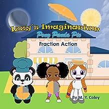 Izzy's Imaginarium: Pony Panda Pie Fraction Action