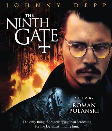 Blu-ray : The Ninth Gate (Remastered, Dolby, AC-3, Digital Theater System, )