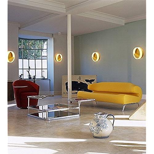 LaxBa E27 Rétro Vintage Moderne Applique Murale Chambre LED lampe de ...