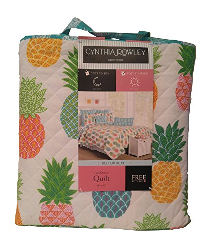 """Cynthia Rowley Quilt in a Bag Set 88"""" x 92"""" (Full/Queen, ..."""