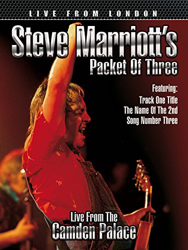 (Steve Marriott's Packet Of Three - Live From)