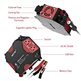 BESTEK 400W Car Power Inverter DC 12V to AC 110V