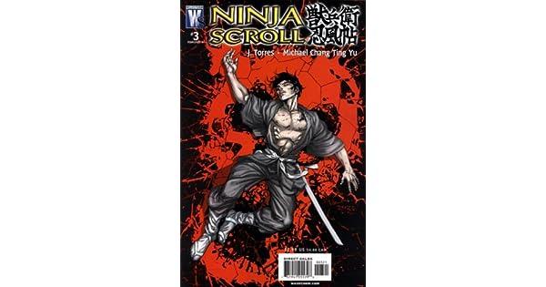 Amazon.com: Ninja Scroll #3 (Jim Lee Variant): J. Torres ...