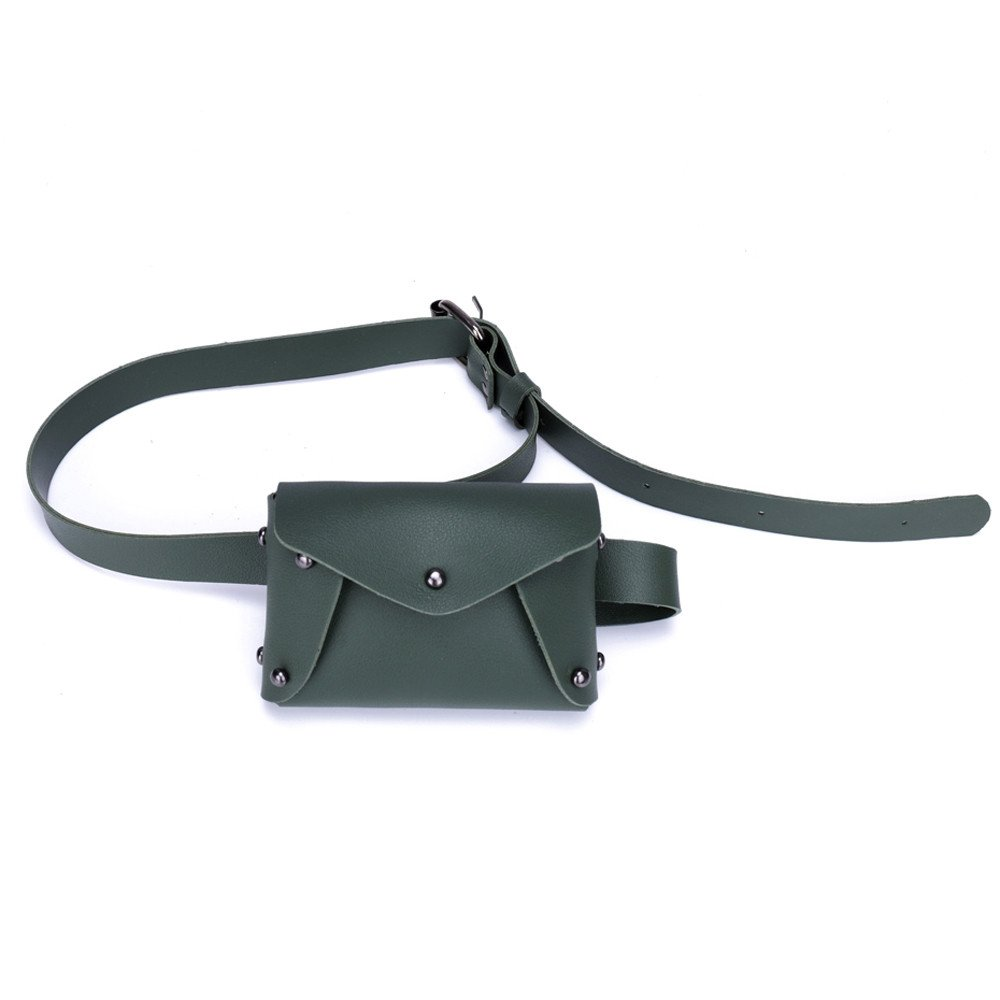 Amazon.com: Culturemart New Women Fanny Pack Mini Hasp PU ...
