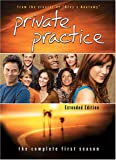Private Practice: Season 1 (DVD)