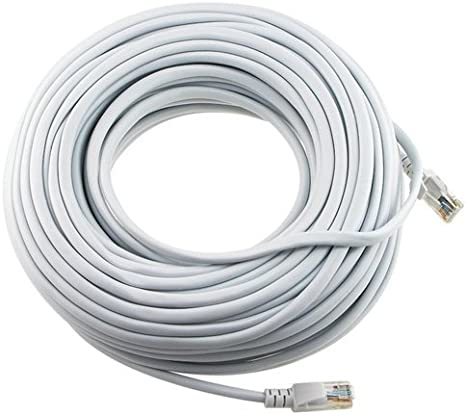 White CNE477485 6 Feet Snagless//Molded Boot 5 Pack CAT5E Hi-Speed LAN Ethernet Patch Cable