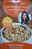 Rachael Ray, Oat-Tastically Good Instant Oatmeal, Maple Drizzle, 12.1oz Box (Pack of 4)
