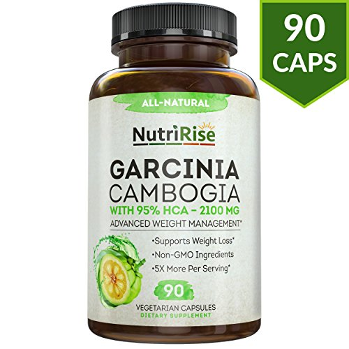 Pure Garcinia Cambogia Extract With 95% HCA For Fast Fat Burn. Best Appetite Suppressant & Carb Blocker. Natural, Clinically Proven Weight Loss Supplement. Best Garcinia Cambogia Raw Diet Pills. Super Active 30 Pills