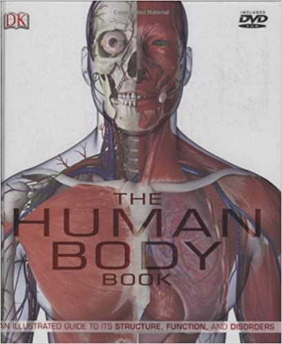 The Human Body Book DVD 8581100002245 Medicine Health Science Books Amazon