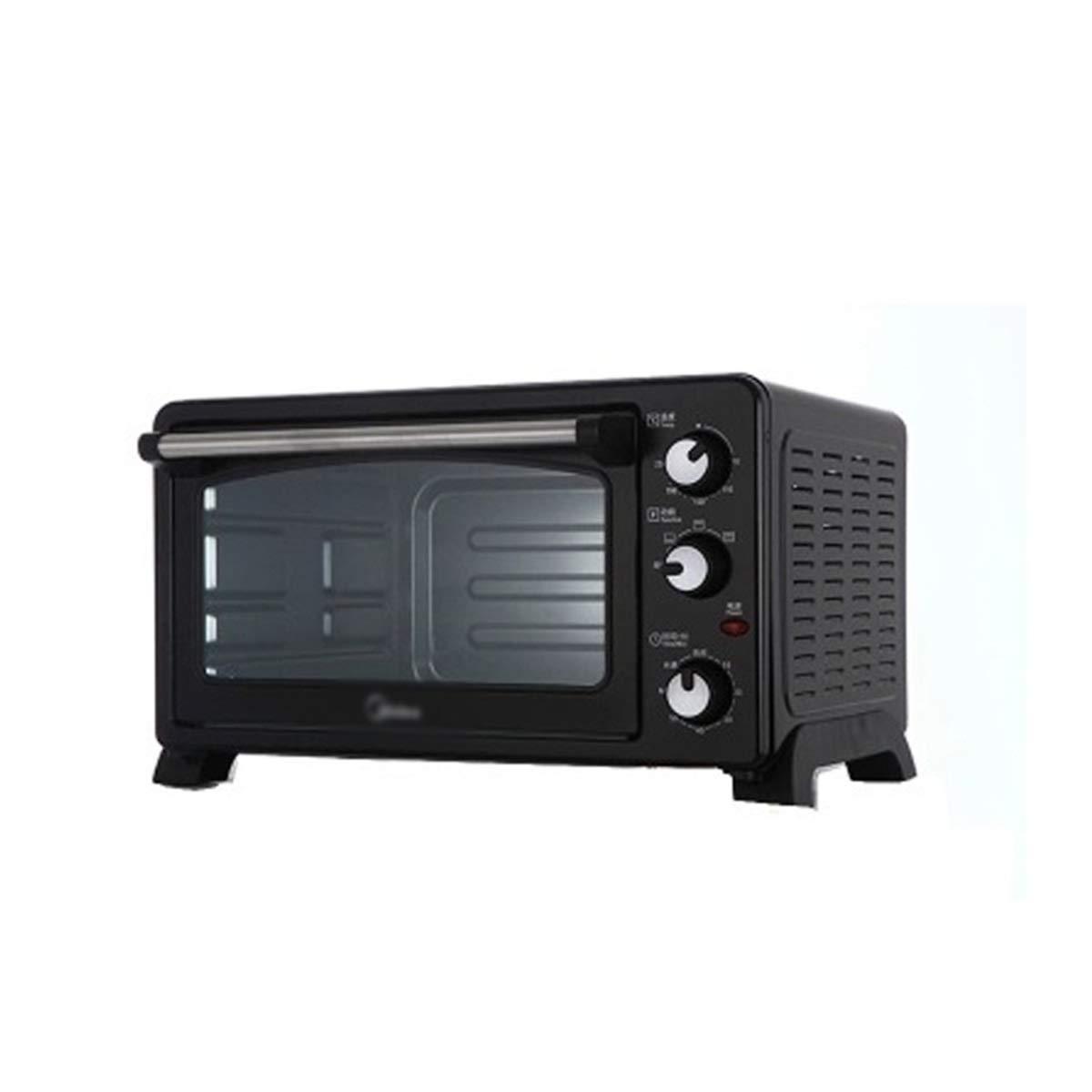ZCYX ミニオーブン - 家庭用オーブン多機能家庭用25 L電気オーブン独立暖房オーブン -7487 オーブン B07RR152G2