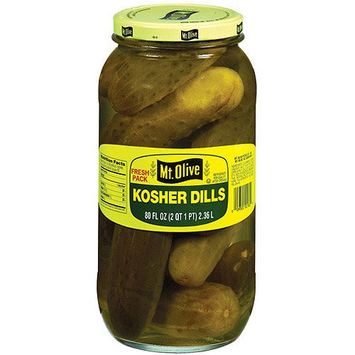 jar dill pickles - 8