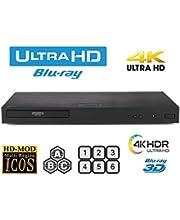 Sony Region Free UBP-X800 / UBP-UX80 4K Ultra HD Blu-ray
