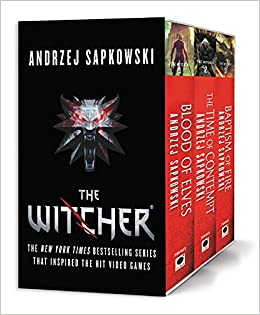 The witcher boxed set blood of elves the time of contempt baptism the witcher boxed set blood of elves the time of contempt baptism of fire andrzej sapkowski david a french 9780316438971 amazon books solutioingenieria Image collections